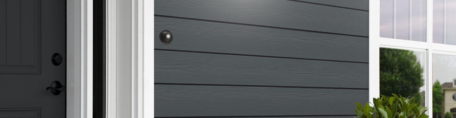 Cedral Click C19 Tume ookean - kiudtsement voodrilaud - puitu immiteeriv