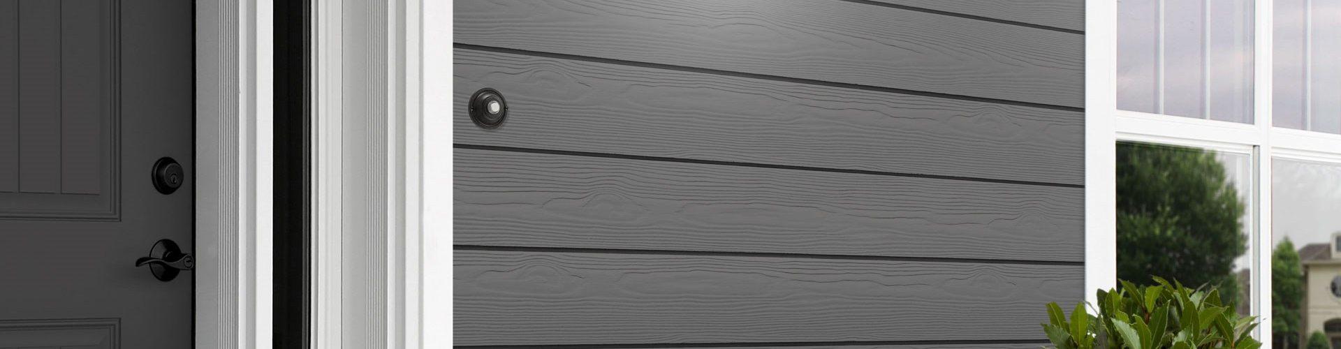 Cedral Click C54 Antratsiit - kiudtsement voodrilaud - puitu immiteeriv