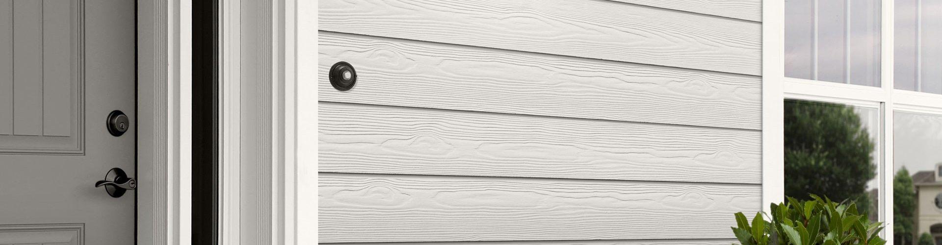 Cedral Classic C01 Mineraalvalge - ülekattega puidumustriga voodrilaud