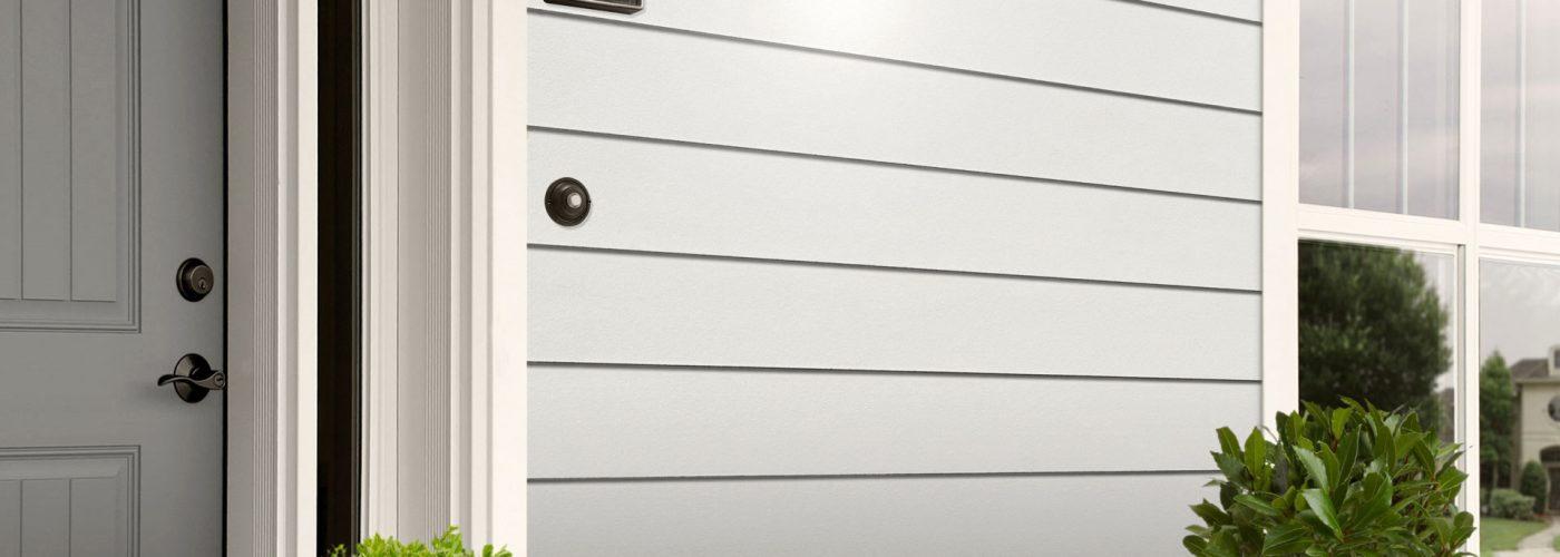 Cedral Classic C01 Mineraalvalge - ülekattega sile voodrilaud