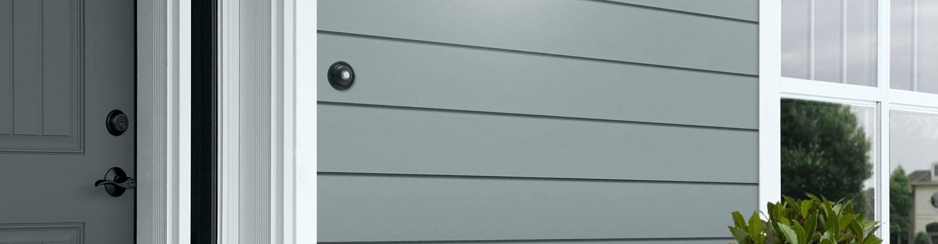 Cedral Classic C10 Ere ookean - ülekattega sile voodrilaud