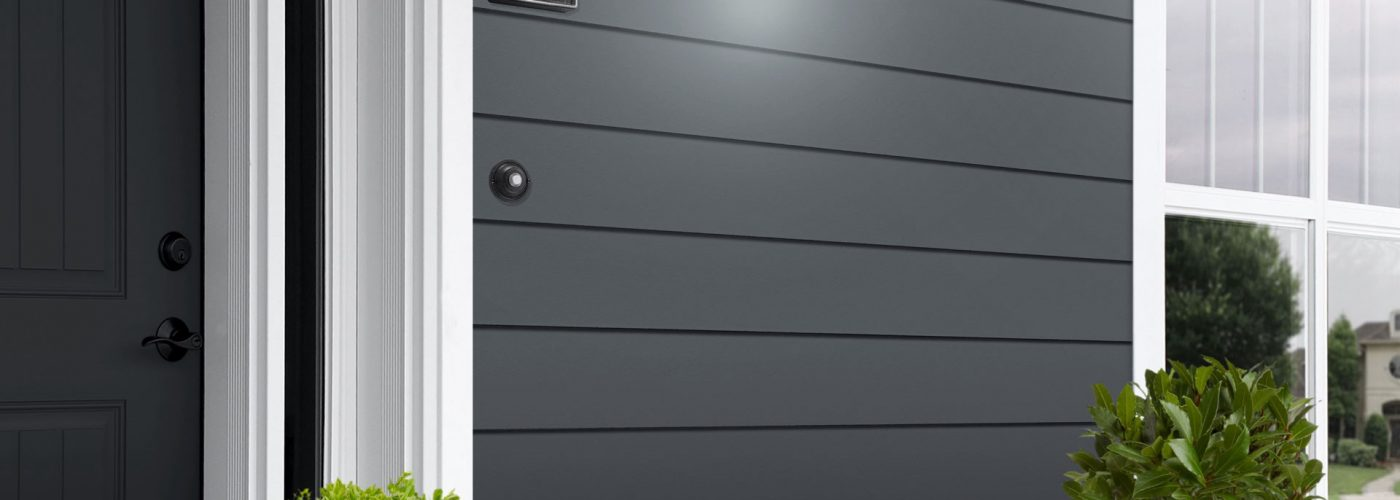 Cedral Classic C19 Tume ookean - ülekattega sile voodrilaud