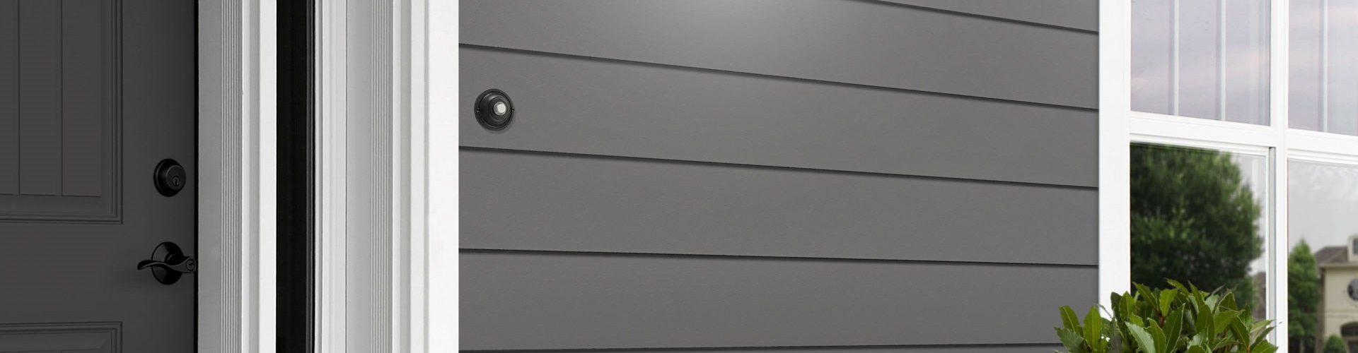 Cedral Classic C54 Antratsiit - ülekattega sile voodrilaud