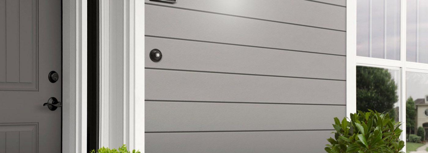 Cedral Click Smooth C05 Õrn mineraal - fassaad - sile fassaadilaud - voodrilaud