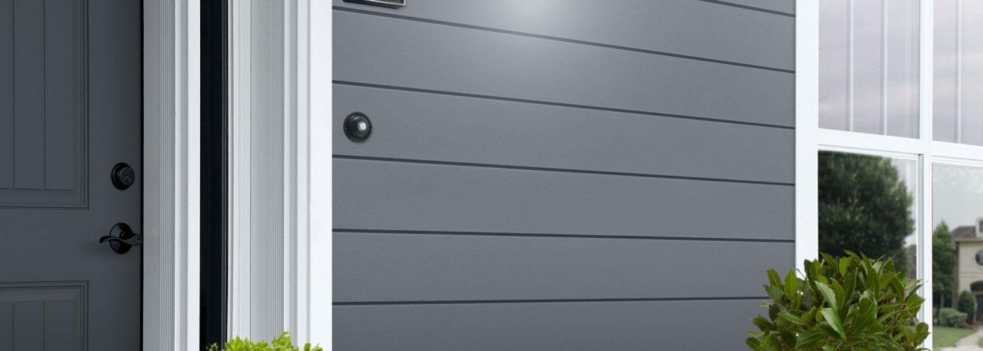 Cedral Click Smooth C15 Ookeanihall - fassaad - sile fassaadilaud - voodrilaud