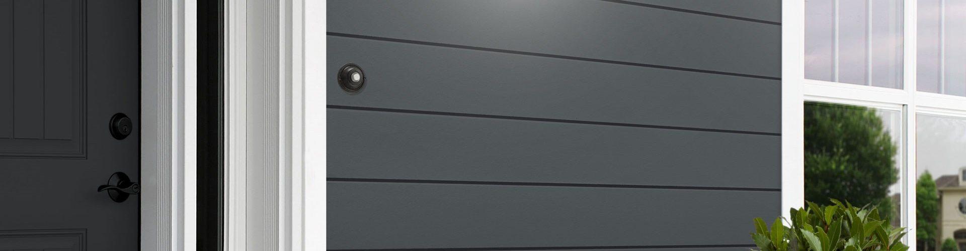 Cedral Click Smooth C19 Tume ookean - fassaad - sile fassaadilaud - voodrilaud