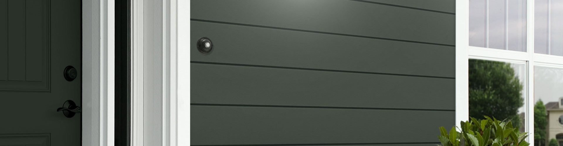 Cedral Click Smooth C31 Sügav ookean - fassaad - sile fassaadilaud - voodrilaud