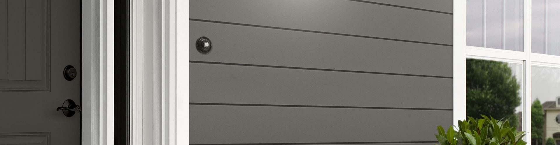 Cedral Click Smooth C53 Mineraalhall - fassaad - sile fassaadilaud - voodrilaud