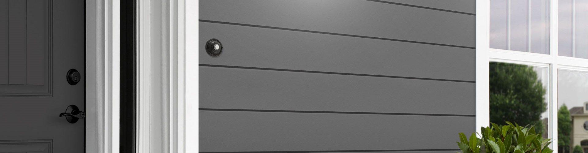 Cedral Click Smooth C54 Antratsiit - fassaad - sile fassaadilaud - voodrilaud