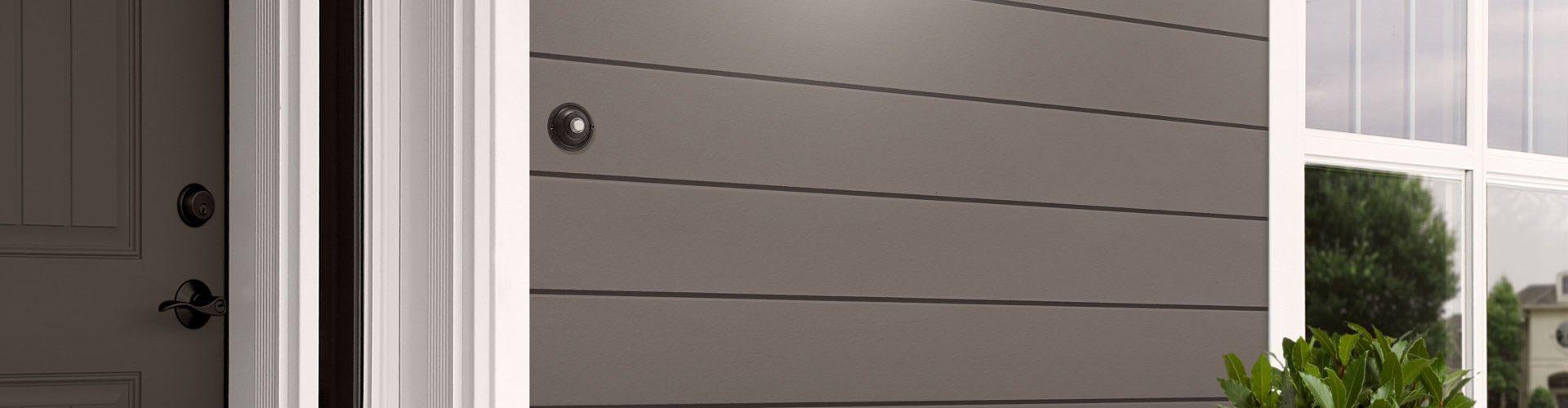 Cedral Click Smooth C55 Maahall - fassaad - sile fassaadilaud - voodrilaud