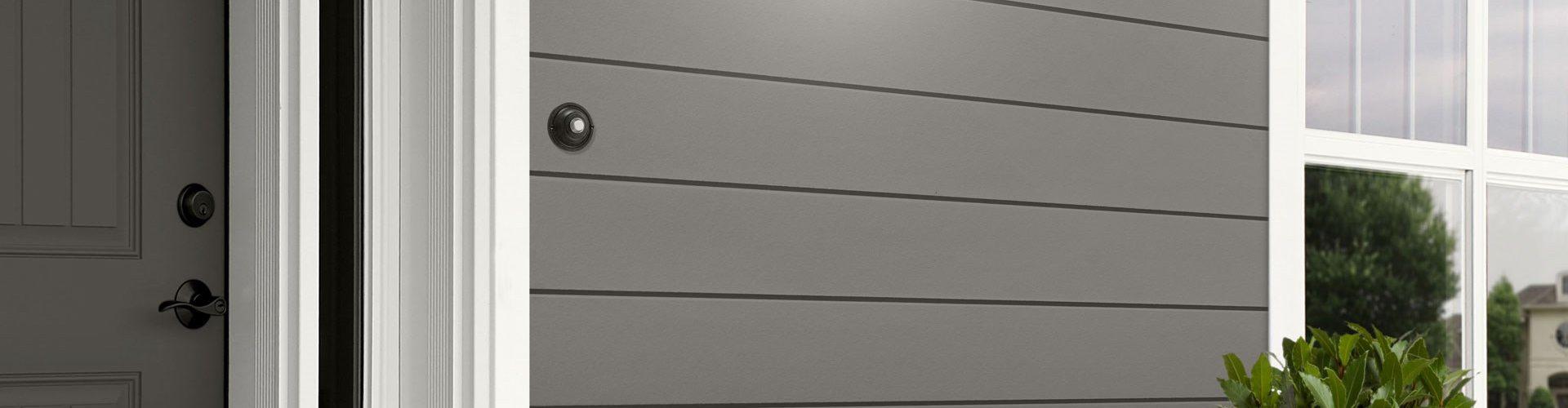Cedral Click Smooth C56 Külm mineraal - fassaad - sile fassaadilaud - voodrilaud
