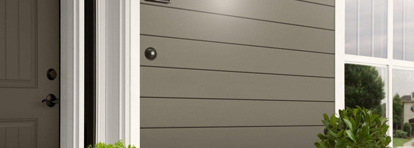Cedral Click Smooth C58 Sügisene mets - fassaad - sile fassaadilaud - voodrilaud