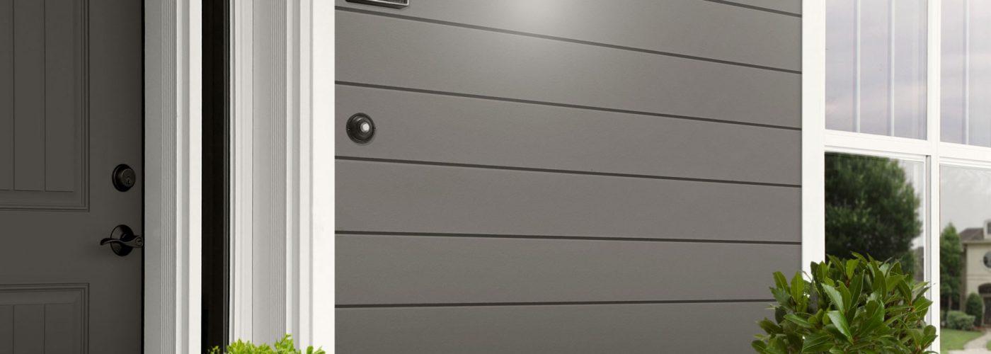 Cedral Click Smooth C59 Hall mets - fassaad - sile fassaadilaud - voodrilaud