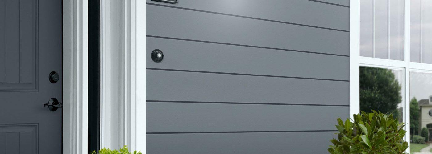 Cedral Click Smooth C62 Ookeanisinine - fassaad - sile fassaadilaud - voodrilaud